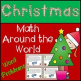 Christmas Math Around the World - Word Problems