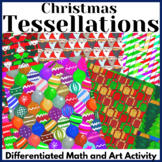 Christmas math: holiday tessellations