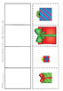 Christmas maths- Size ordering cut and paste for Early Learners and SEN