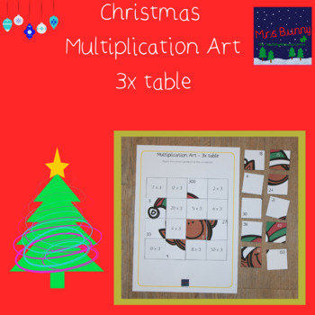 Christmas multiplication revision 3x