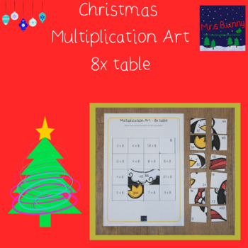 Christmas multiplication revision 8x