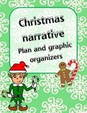 Christmas narrative organizer