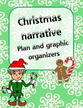 Christmas narrative organizer
