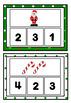 Christmas number mats 1-20