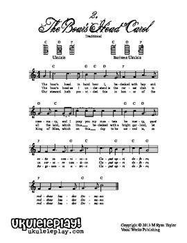 Christmas on 34th Street : 3-4 Chord Christmas Songs for Ukulele