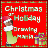 Christmas Game: Holiday Drawing Mania