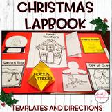 HOLIDAY (CHRISTMAS) ACTIVITIES:  Christmas Interactive Lapbook