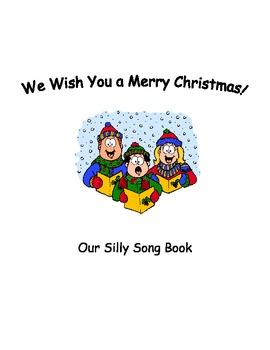 Christmas phonemic awareness class book