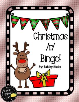 Christmas /r/ Bingo!