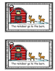 Christmas reader - The Reindeer