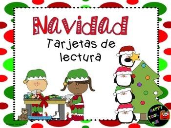 Christmas reading center (Spanish)