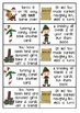 Christmas real/non sense word game