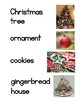 Christmas (secular) Word Wall Words - Words First