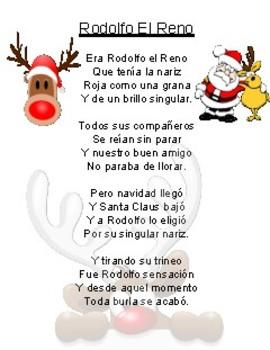 Christmas songs in Spanish / Canciones de Navidad en Español