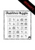 Christmas square puzzle - like sudoku!
