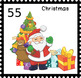 Christmas  stamps Clipart (FREE- FEEDBACK CHALLENGE)