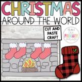 Christmas stocking craft   Christmas around the world   Ho