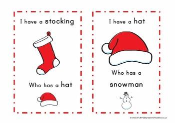 Christmas teaching bundle for prek, preschool, reception, kindergarten