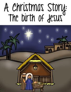 Christmas: the birth of Jesus