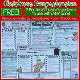 Christmas Reading Comprehension FREE