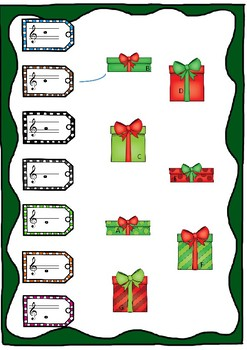 Christmas themed printables