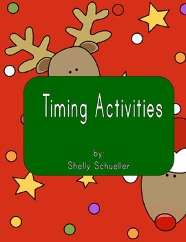 Christmas timing activies
