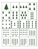Christmas tree Memory, Christmas tree Concentration