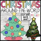 Christmas tree craft   Christmas around the world   Holida