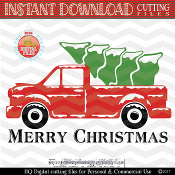 Christmas truck svg, Christmas truck with tree svg, Christmas tree , Xmas truck