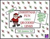 Christmas Bundle using QR Codes & Links