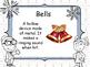 Christmas vocab cards