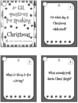 Christmas vocabulary - 30 ESL - ELL Christmas speaking prompt cards