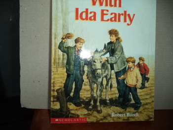 Christmas with Ida Early  ISBN 0-590-43951-0