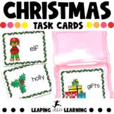 Christmas Matching Game & Christmas Words