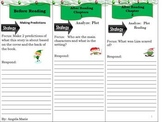 Christmas/Holiday Common Core Reading Comprehension Trifol