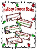 Christmas/Holiday Coupon Books