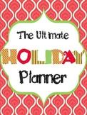 Christmas/Holiday Organizer