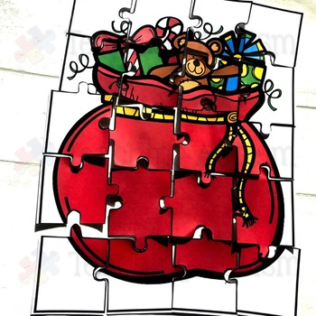 Christmas Activities Jigsaw Puzzles