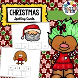 Christmas Spelling and Handwriting Cards