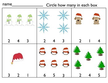 Christmas/Winter Activity Pack FREE 81 Pages!!
