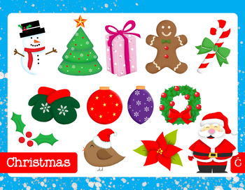 Christmas/Winter Clip Art