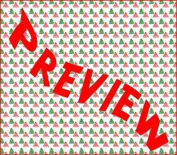 Christmas/Winter Digital Paper