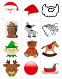 Christmas/Winter Headbands Game for French Classes
