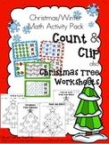 Christmas/Winter Math Pack