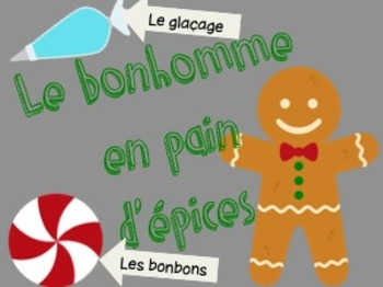 Christmas/Winter Vocabulary for French Classes PowerPOint