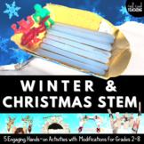 Christmas_Winter STEM Challenge: 5-in-1 Bundle