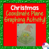 Christmas Coordinate Plane Graphing Activity!