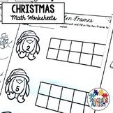 Christmas Math Worksheets No Prep