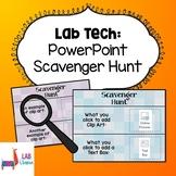 PowerPoint Scavenger Hunt - Editable