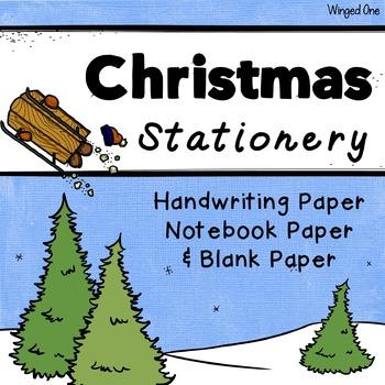 Christmas / Holiday Stationery